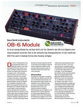 DSI OB-6 Module