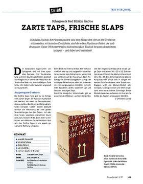 Schlagwerk Red Edition 2inOne