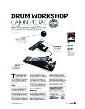 Drum Workshop Cajon Pedal