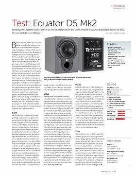Equator D5 Mk2