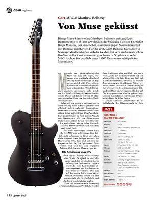 Guitar Cort MBC-1 Matthew Bellamy