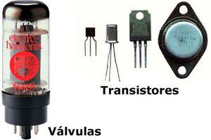Valve/Transistor