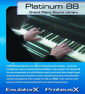 Emu Platinum 88
