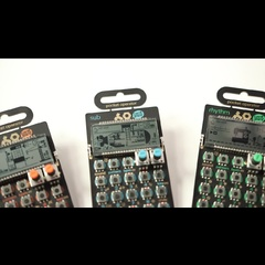 Teenage Engineering Pocket Synthesizer