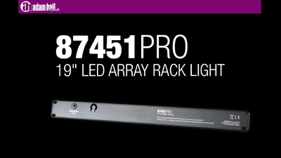 Adam Hall 87451 Pro: LED Racklight