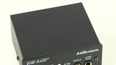 Millenium DI-Boxen